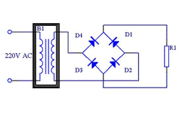 怎么看电路图的串联并联?