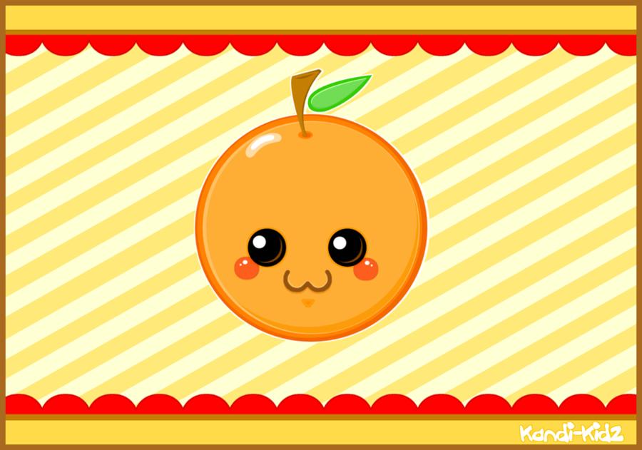 谁有下图的动态图和可爱的卡通橙子的图片?
