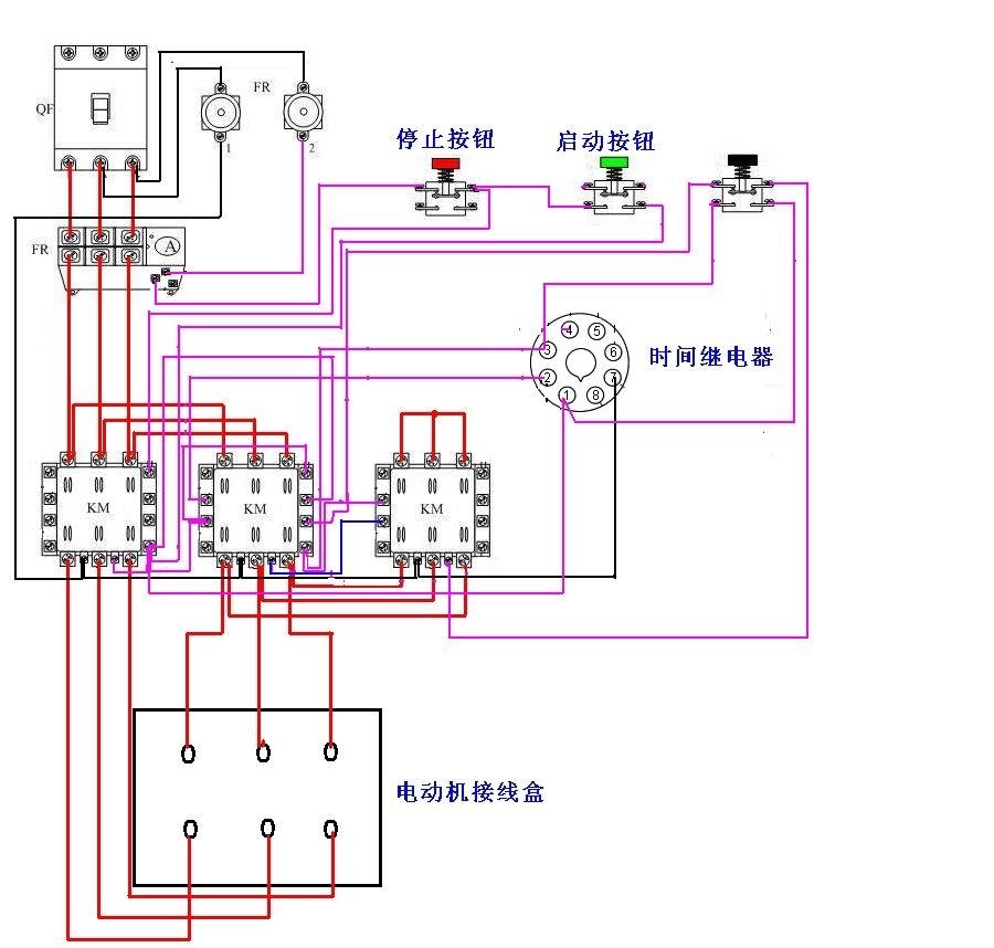 电路原理图怎么画成电路接线图