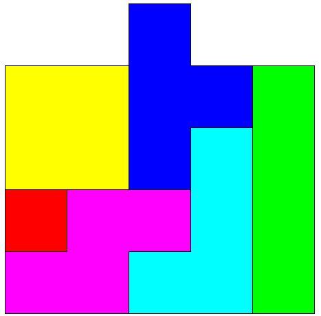 俄罗斯方块拼图图片