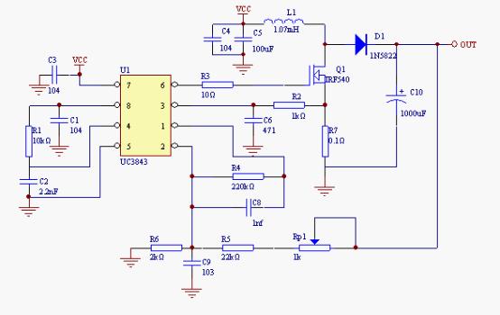 可不可以直接用单片机驱动场效应管,来让boost电路起到升压作用?