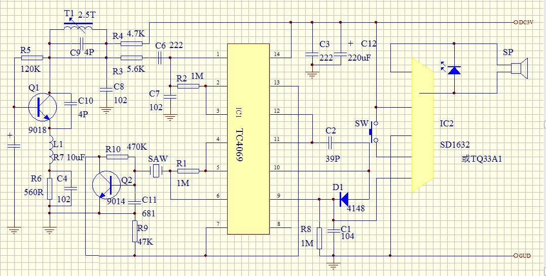 电路 电路图 电子 原理图 1077_546