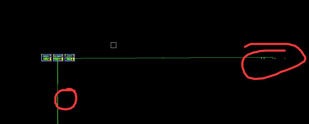 CAD2007中,图纸v图纸位置时,有的标注就cad操作教程简单图片