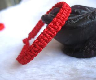 这种编手链的绳子叫什么绳子?图片