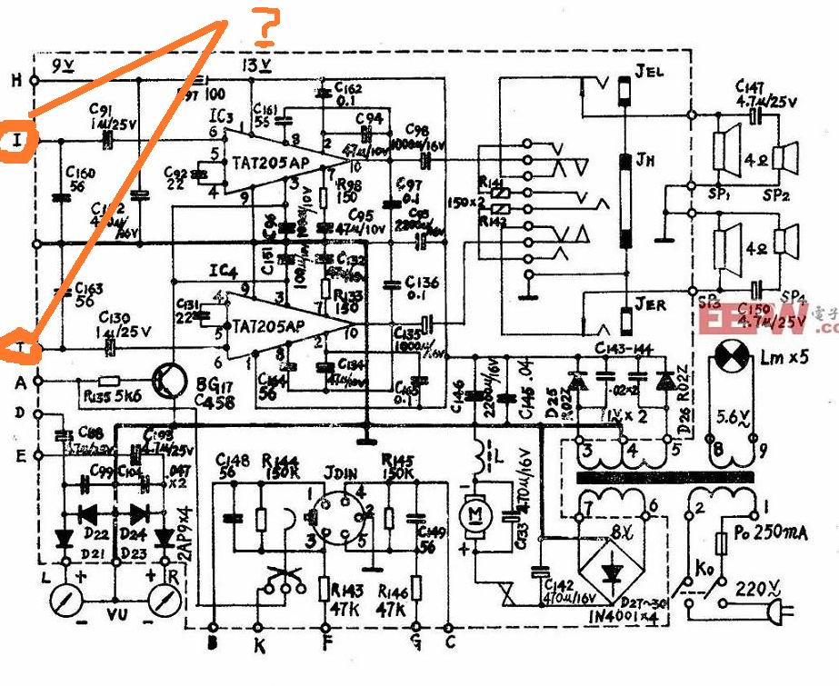 电脑的耳机插口可以直接连接功放板的音频输入吗?