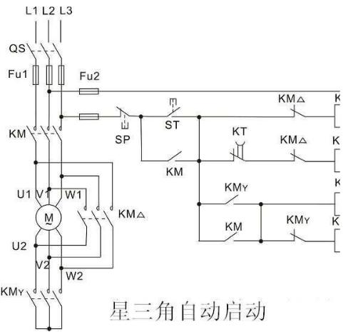 三相电接线方法