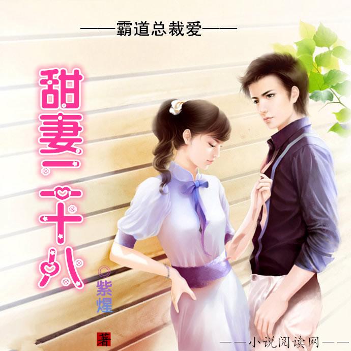 求现代小说封面制作,书名:霸道总裁爱:甜妻二十八