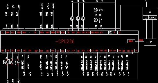 看手册、技术规范章节。注意plc上面有input纸标签,按照说明对应接线。DC/DC/DC说明你的CPU是工作电源是直流, 西门子plc S7-200 cpu226如何接线。最好附有接线图…… -爱问知识网
