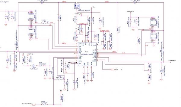 我的联想天逸f41a笔记本主板不加电,用万用表测电源配置器是好的,通电
