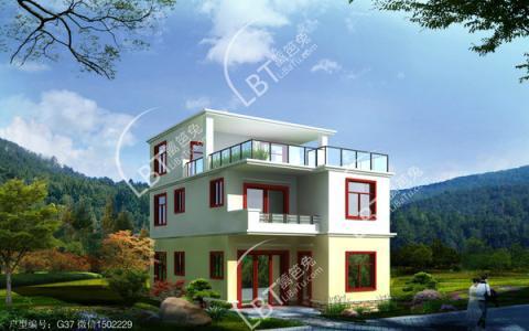 求农村自建房屋设计图