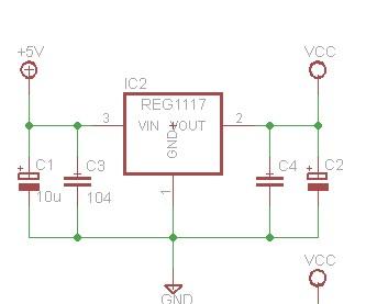 3实现3.7v锂电池转3.3v给stm32单片机供电的电路图,急啊!