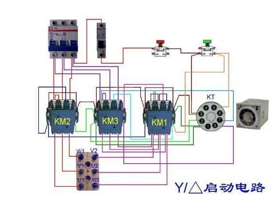 ❷中间继电器损坏,或其触点接触不良; ❸运行交流接触器