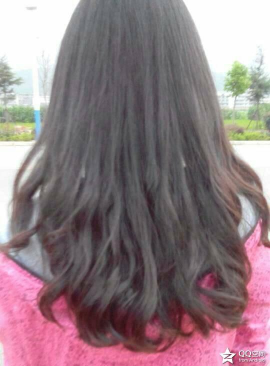 你们觉得初三把头学生发烫成这个发型的卷发帅气么?好看样子qq飞车绝版图片