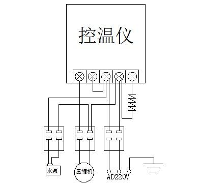铁将军芯片锁接线图