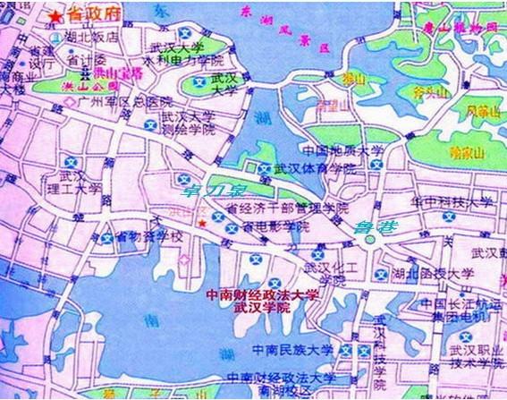 财经政法大学武汉学院位于武汉市洪山区雄楚大道666号,可以看看地图.图片