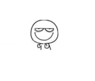 有一张也是这个小白光头,挥动手臂的动态表情?谁能提供!感激不尽!图片