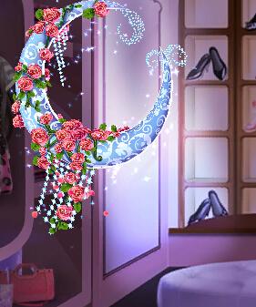 月上回廊新月如钩_qq炫舞商城坐骑恋人的梦,新月如钩,云翼甜心哪个好