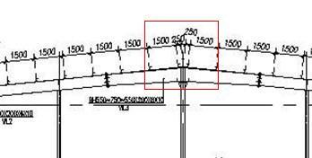 门式钢结构人字屋顶图片