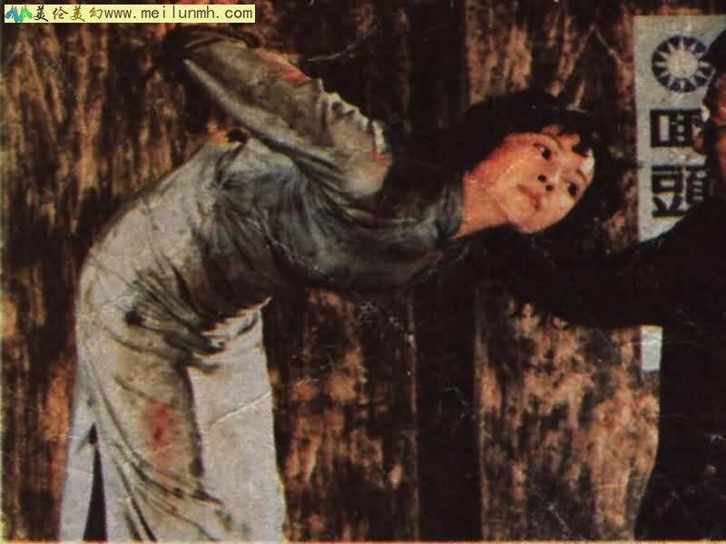 据红岩幸存者回忆狱中江姐曾遭受鸭儿浮水等刑罚,请问