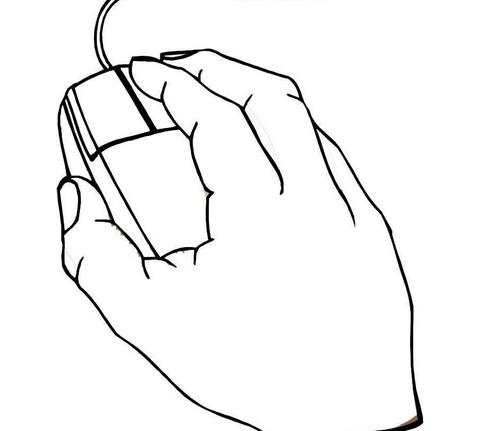 手手绘图片简单图片