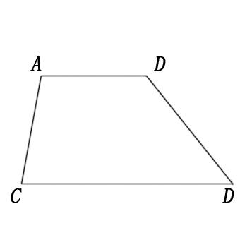 梯形怎么画图片图片