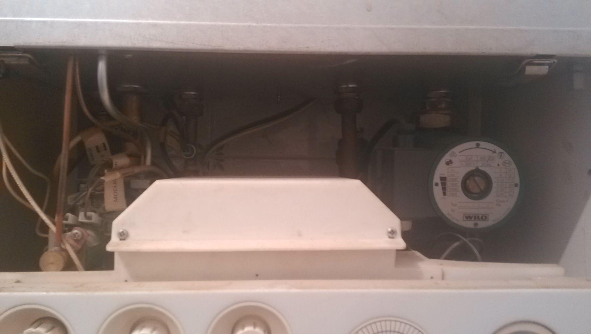 燃气热水器水压小如何调节求细节图片