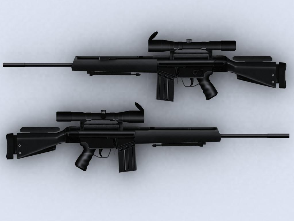msg90步_msg90狙击枪图片