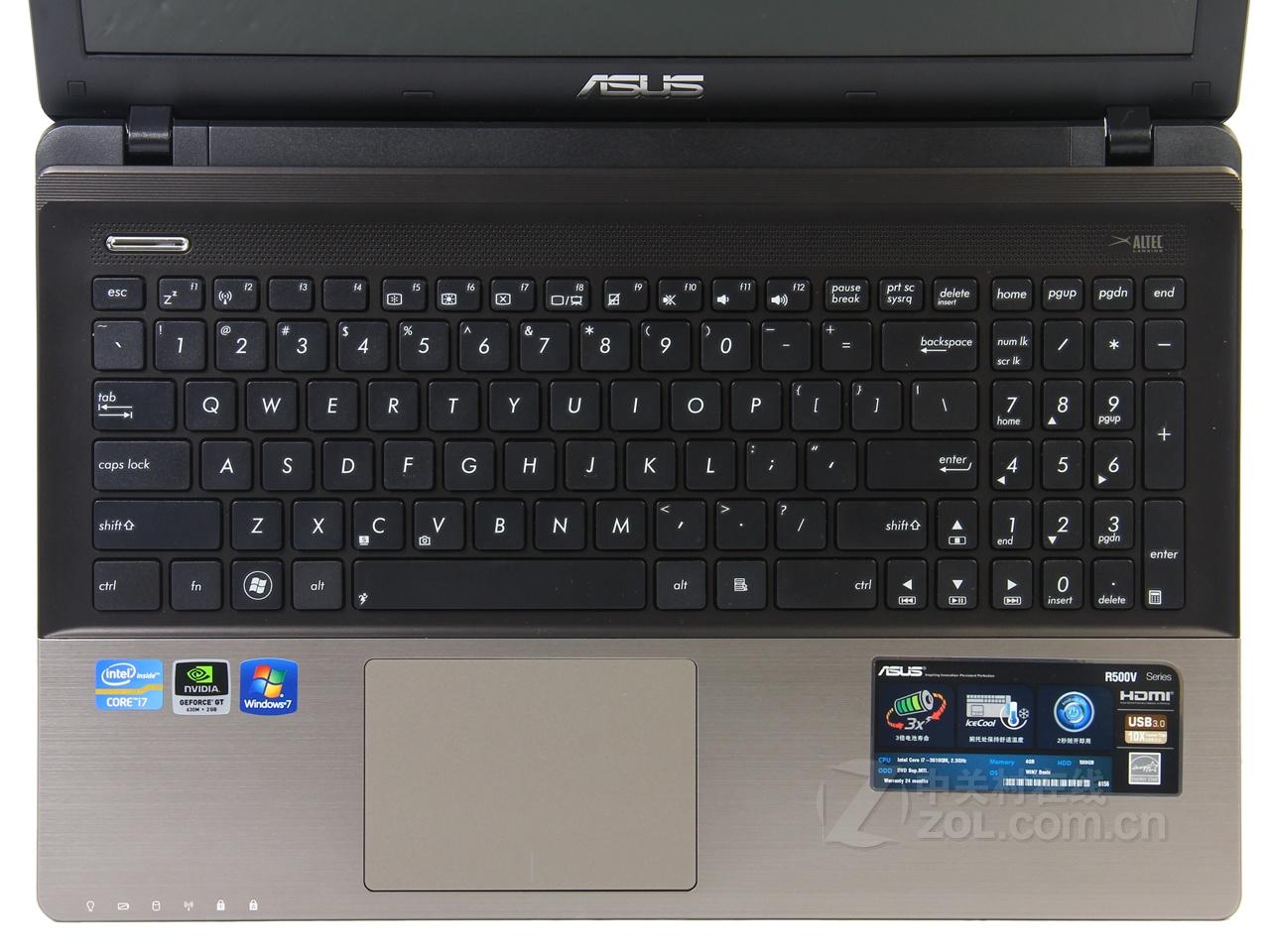 数字�yc~ZHNynz��K��x�_华硕(asus) r500xi321vj-sl 有没有数字键盘?