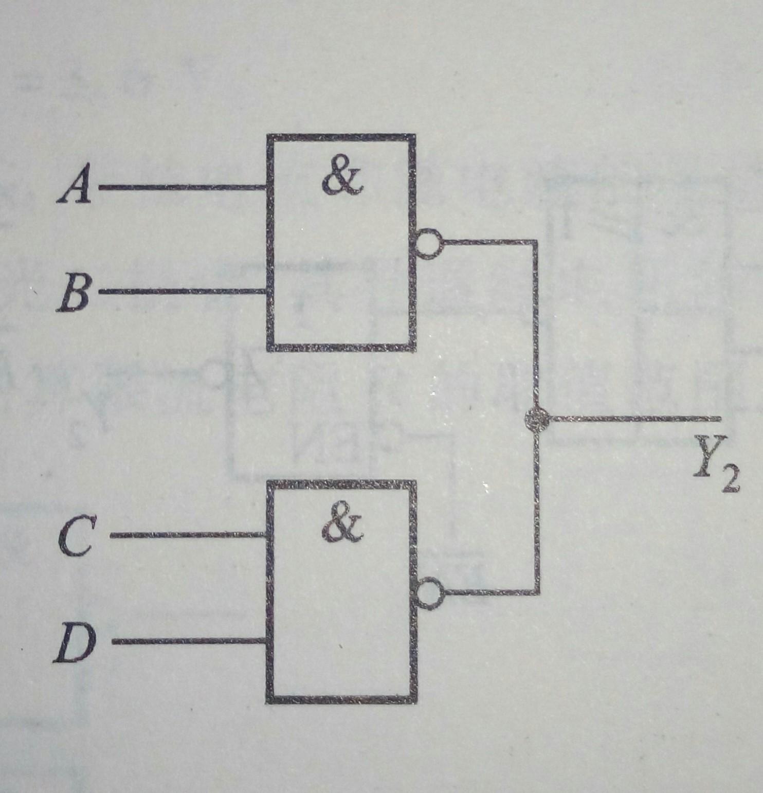 为什么此cmos门电路无法正常工作?