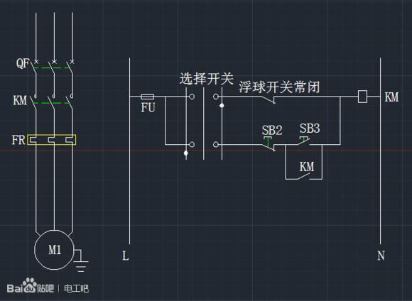 电路 电路图 电子 原理图 580_424