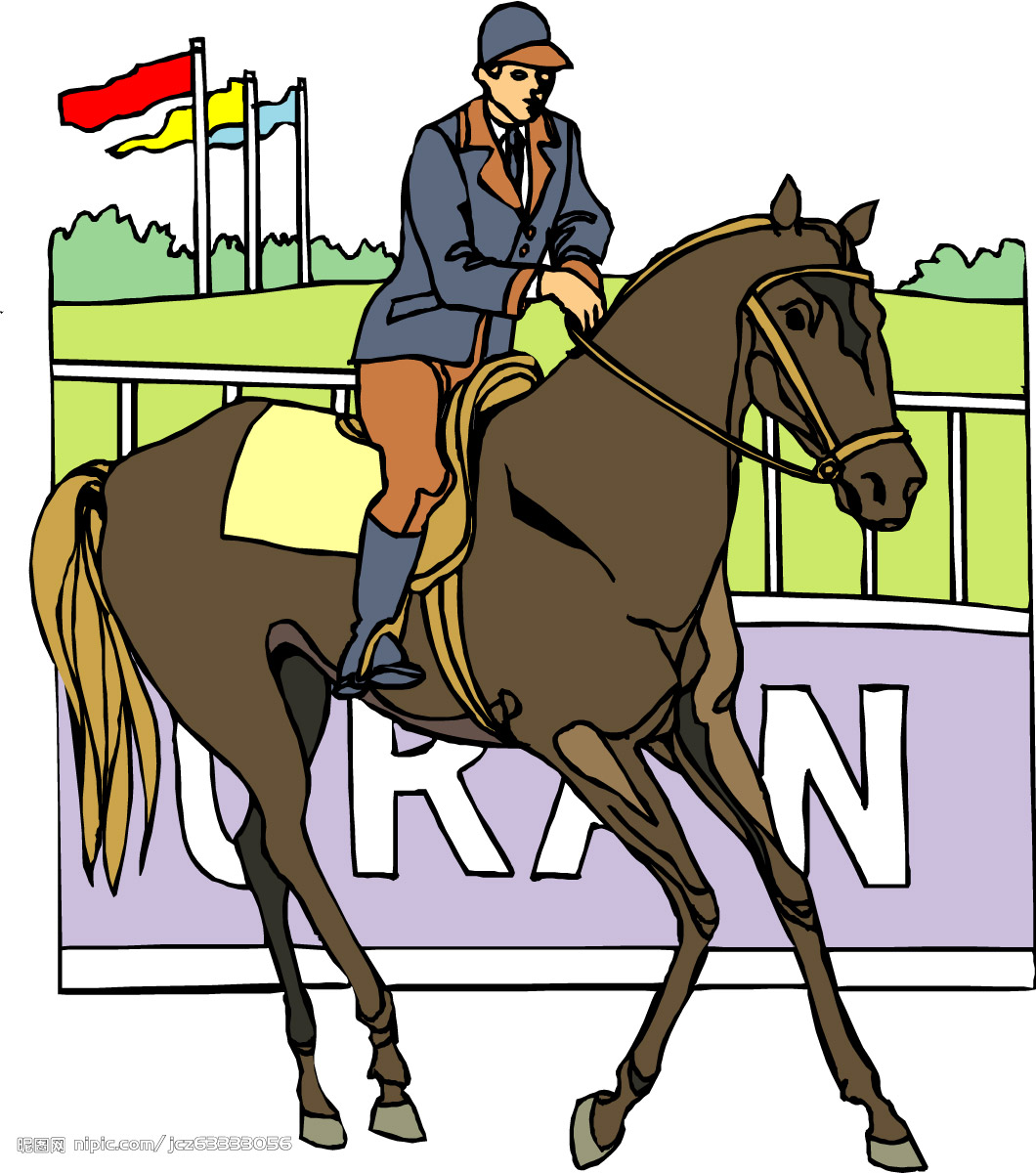 动漫坐骑马,老虎,龙怎么画图片大全