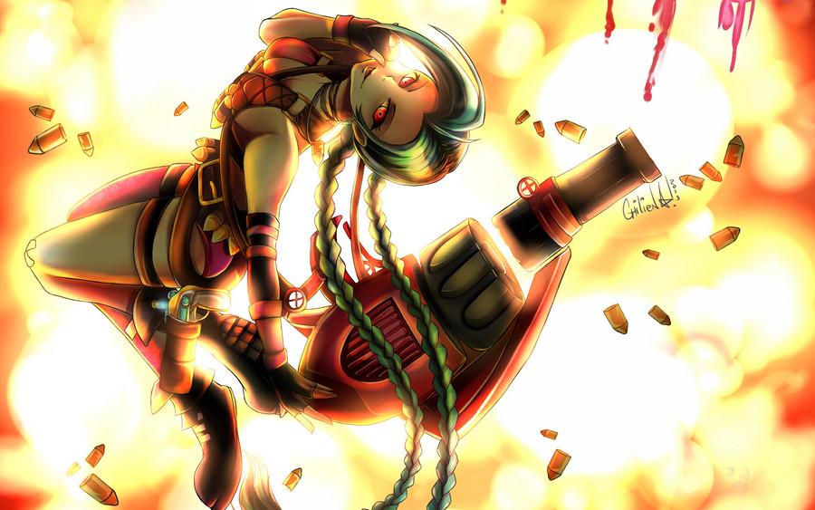 金克丝高清原画_求英雄联盟暴走萝莉金克丝的壁纸,手绘,原画等图片!越