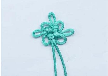 佛珠手串怎么串小叶紫檀中国结编法紫檀手串