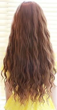 这种发型叫什么?怎么烫?图片