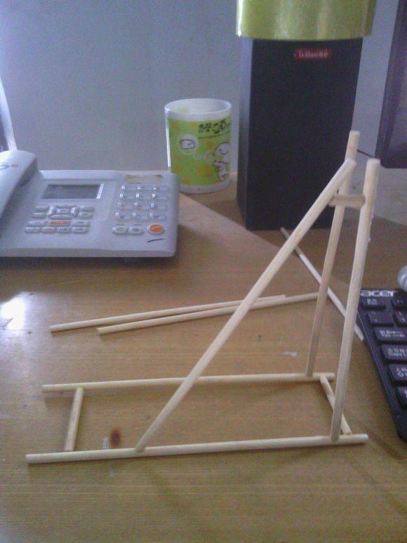 如何制作筷子风车?图片