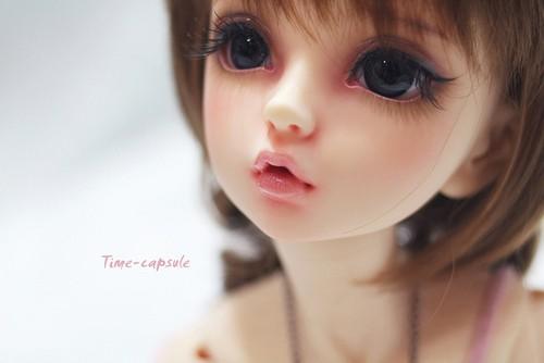 sd娃娃是完美的人类,她们的样子十分可爱,唯美,深受喜爱