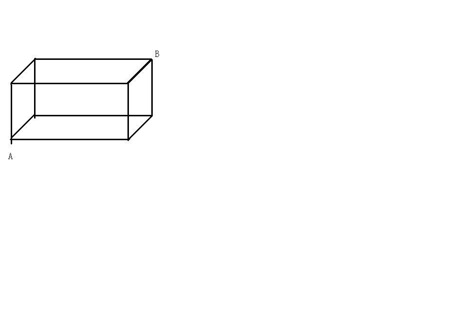 路程矢量图
