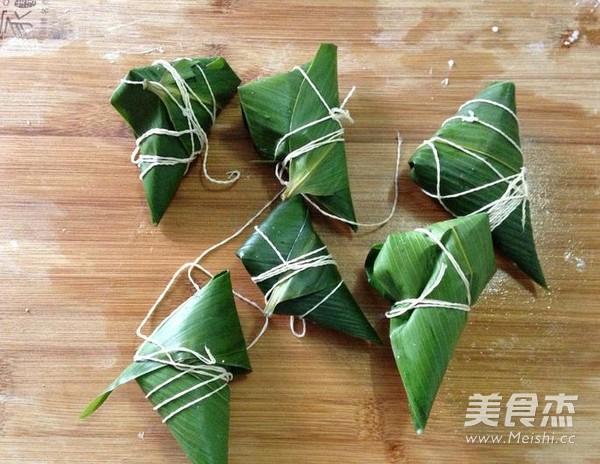 水晶粽子的做法步骤图,水晶粽子怎么做好吃