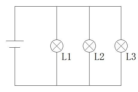 初中物理电路图及电流