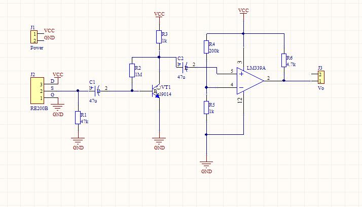 lm339可以用来比较交流电压,然后输出高低电平吗?