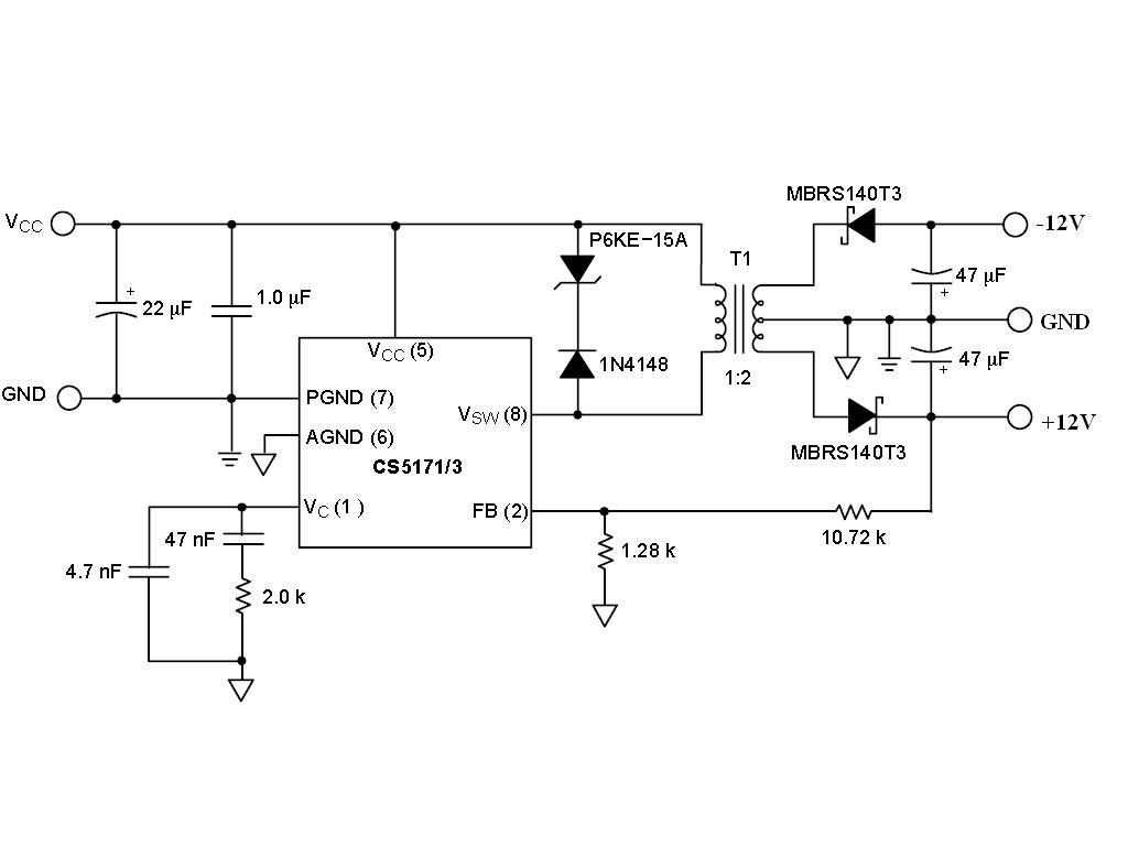 直流电瓶12v7a转换正负12v (45w)求电路图,详细配件说明,谢谢啊