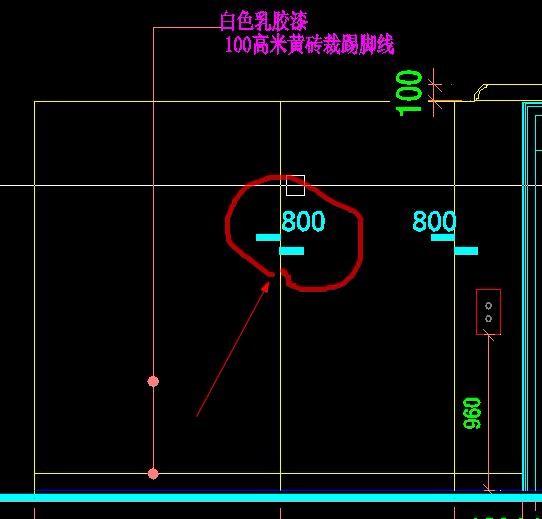 cad立面意思中,这个代表图纸符号?cad线型怎么定义图片