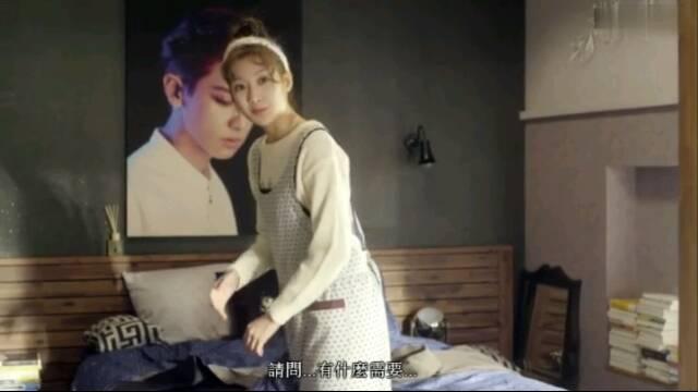 我邻居是exo 灿烈床头照片原图!拜托!(就是图片里仁川