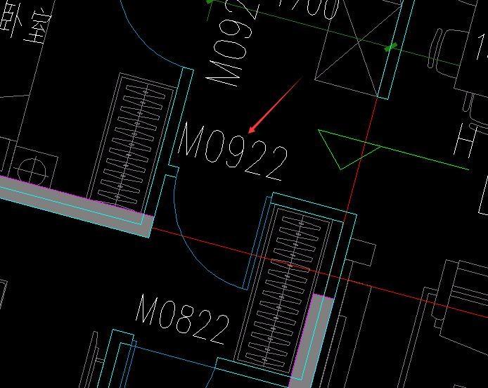 天正门窗转成CAD图纸后图纸编号是一个块,炸ug10.0不对版本比例导出图片