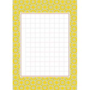 硬笔书法创作纸怎么制作图片