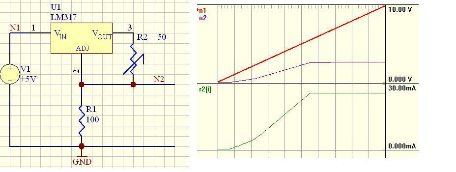 tl431 恒流源电路 三极管 电阻选择