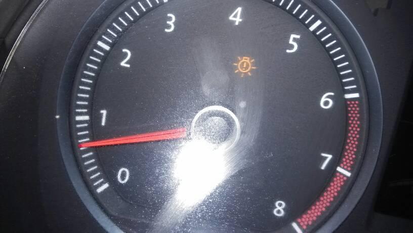 大众朗逸发动机故障灯亮,已更换点火线圈,连接ecu显示