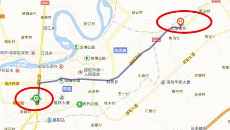 二,湖南邵阳市汽车南站坐什么车?到北站呢?有多远呢?