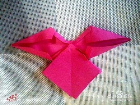 怎么用吸折星星_怎么将折星星的纸折成蝴蝶结?
