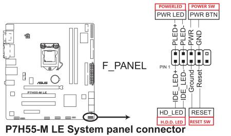 求华硕p7h55—m puls主板接线图
